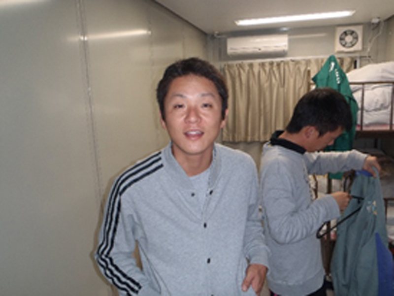 ベテラン社員岡田さん